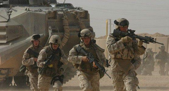 Tácticas de Asalto en Grupo Militar_eeuu