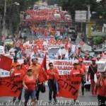 MANIFIESTO DEL PRIMERO DE MAYO      UNION GENERAL DE TRABAJADORES  UGT