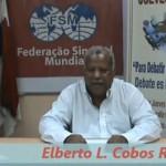 CNTP, propone a Elberto Cobos a la Junta Directiva de la Autoridad del Canal de Panamá, (ACP)