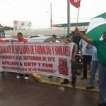 SEFAS celebra 45 años de militancia y lucha en su sede.