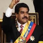 Manifestaciones Populares de Apoyo a Maduro en Venezuela