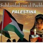 Hagamos una gran ola de Solidaridad con Palestina y Ahed Tamimi
