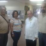 CNTP con el Heroíco Pueblo de Palestina.
