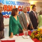III día del XVIII Congreso Nacional Ordinario de la CNTP.