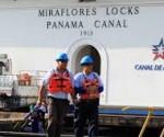 trabajadores canal de panama