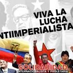 Viva la Revolución Bolivariana.