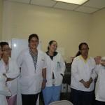 Asistentes de Farmacias.