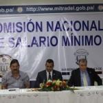 Comisión Salario Mínimo.