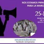 25 de Noviembre – Marcha por la vida de las mujeres