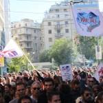 Huelga General Grecia | 12 noviembre 2015