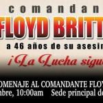 29 de Noviembre significa FLOYD BRITTON