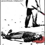 Se sigue masacrando al pueblo.