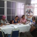 Coordinación de la Red de Mujeres realizó entrega y traspaso.