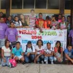 Se realiza con éxito Verano Juvenil 2016.