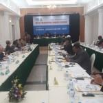 Consejo presidencial de la FSM, en Vietnam