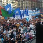 Convocan en Argentina paro contra despidos de trabajadores