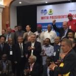 Finaliza consejo presidencial de la FSM