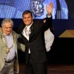 Líderes de la izquierda latinoamericana se reunieron en Ecuador