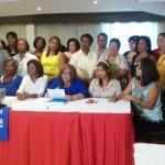 se realiza 1era. Mesa de la Red de Mujeres Trabajadoras de Panamá