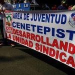 La CNTP EN EL 1 DE MAYO CENTRAL OBRERA AFILIADA A LA FSM