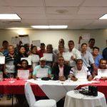 Clausura el Seminario de Legislación Laboral en Hotel Soloy
