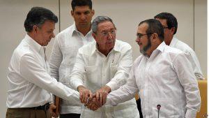 Colombia: último día de guerra