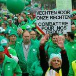 La contagiosa huelga de las trabajadoras y trabajadores en Bélgica