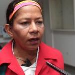 Comunicado del Conape sobre amenazas a Ligia Arreaga