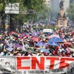 Nuestro luto por los maestros mexicanos fallecidos