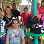 Convivencia de trabajadores de farmacias en Santiago