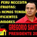 Gregorio Santos libre tras 25 meses de injusto encarcelamiento