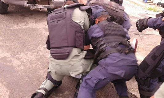 policias colon
