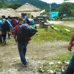 800 migrantes varados en Darién; Presidente se dirige a la zona