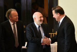 Joseph Stiglitz y su malestar con el gobierno de Panamá