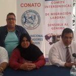 Trabajadores Migrantes 3 y 4 agosto 2016 Conato
