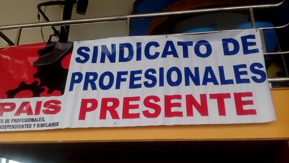 Se crea el SIPAIS una organización nueva de CNTP