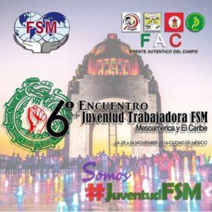 Encuentro de la Juventud Trabajadora FSM