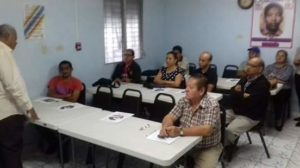 Inicia seminario en Chiriqui.