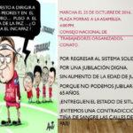 Caricatura de La Prensa