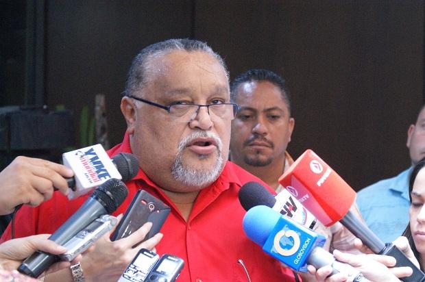 La Central Bolivariana en defensa de la revolucion.