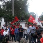 Movimientos sociales en Panamá desde el 26 y continúa presentando sus respetos al Pueblo cubano
