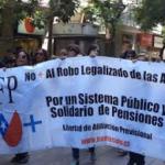 El llamado a paro nacional del 4 de noviembre, Chile