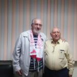 Visita de Atilio Boron a Panamá