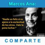 Murió el 24 el poeta español Marcos Ana