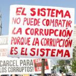"""La """"CORRUPCION"""" es un sistema social"""