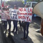 Reunión unitaria en la Universidad de Panamá contra la Corrupción