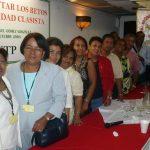 Comision organizadora del congreso CNTP