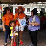 Red de Mujeres y la IX Feria de Mujeres Trabajadores