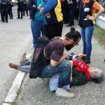 Policía Nacional Proxenetas de las trabajadoras sexuales.