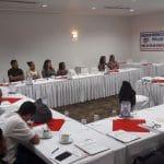 Inicio del VII Encuentro de la juventud cenetepista